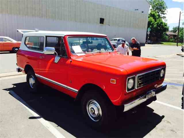 1976 International Harvester Scout II | 1012506