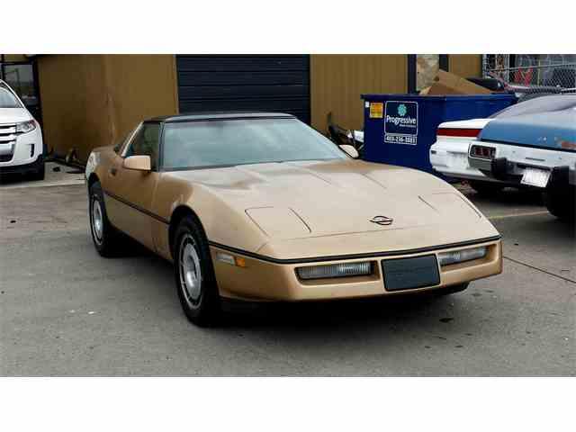 1984 Chevrolet Corvette | 1010251