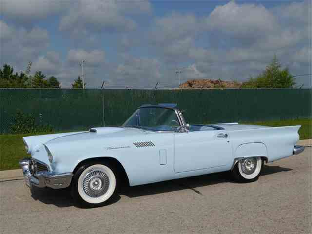 1957 Ford Thunderbird | 1012555