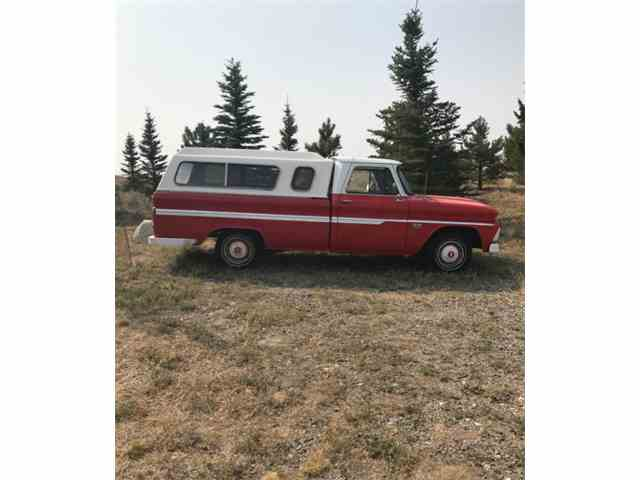 1966 Chevrolet C/K 10 | 1010257
