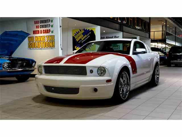 2007 Ford Mustang GT Foose | 1010258