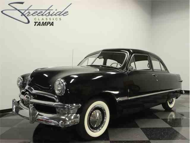1950 Ford 2-Dr Sedan | 1012586