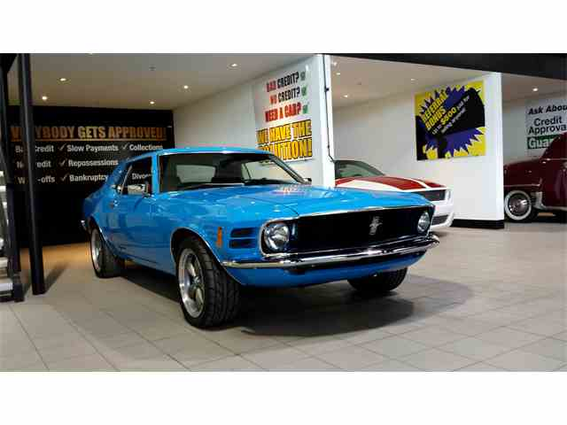 1970 Ford Mustang | 1010259
