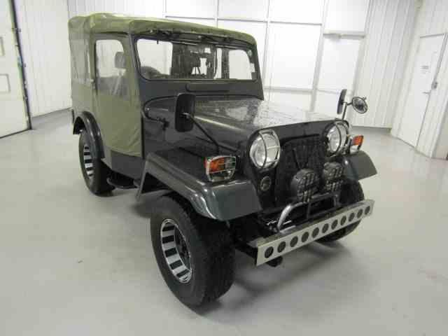 1992 Mitsubishi Jeep | 1010026