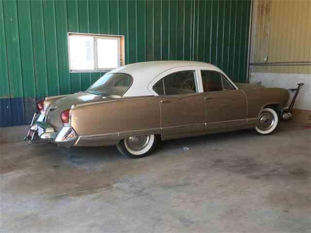 1952 Kaiser custom deluxe | 1010262