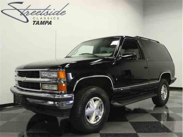 1999 Chevrolet Tahoe | 1012638