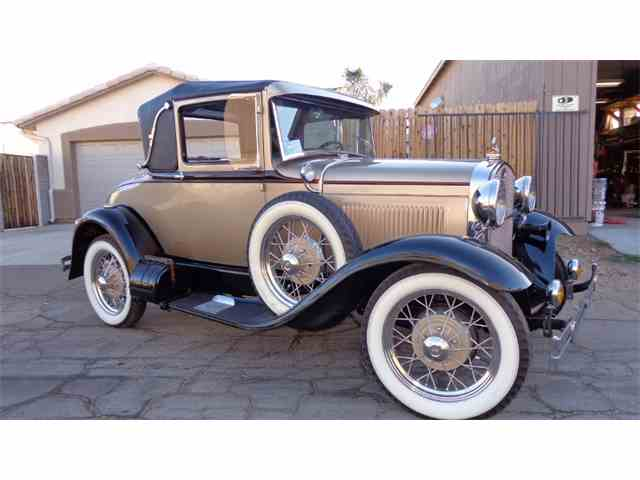 1931 Ford Model A | 1010264