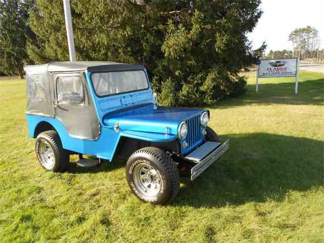 1951 Willys Jeep | 1012645