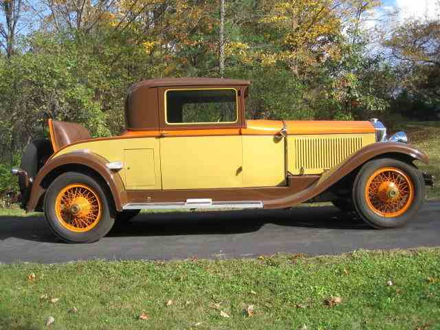 1929 Stearns Knight H-890 Deluxe | 1012647