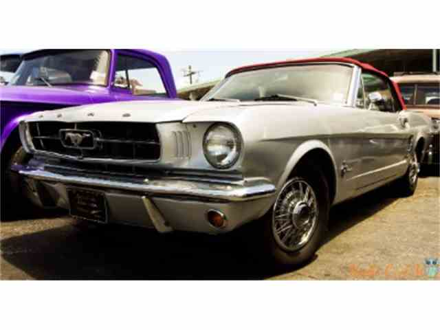 1965 Ford Mustang | 1012649