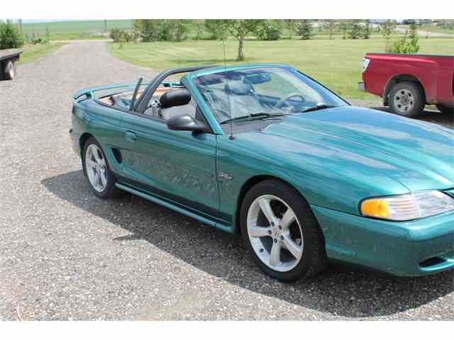 1996 Ford Mustang | 1010265