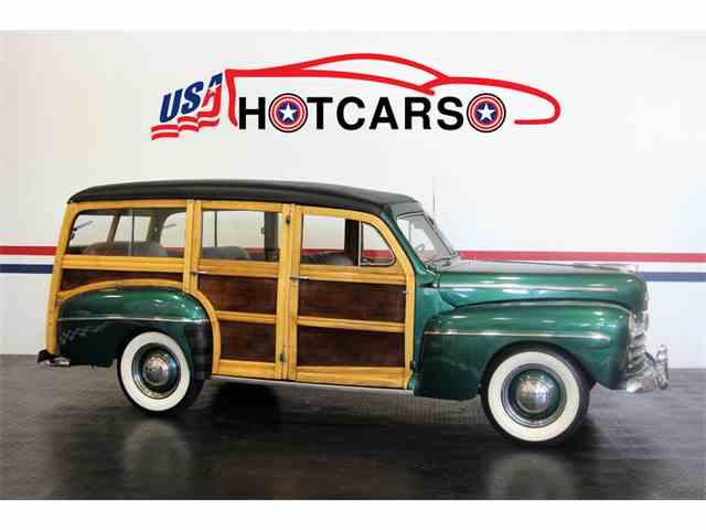 1947 Ford Woody Wagon | 1012664