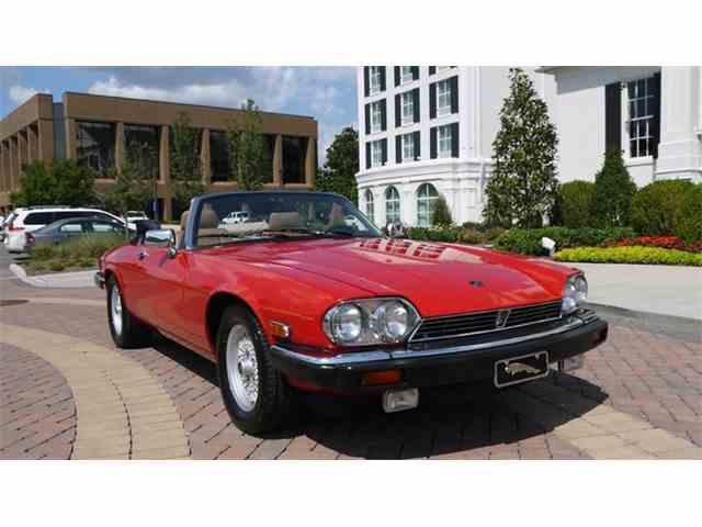 1989 Jaguar XJ | 1012665