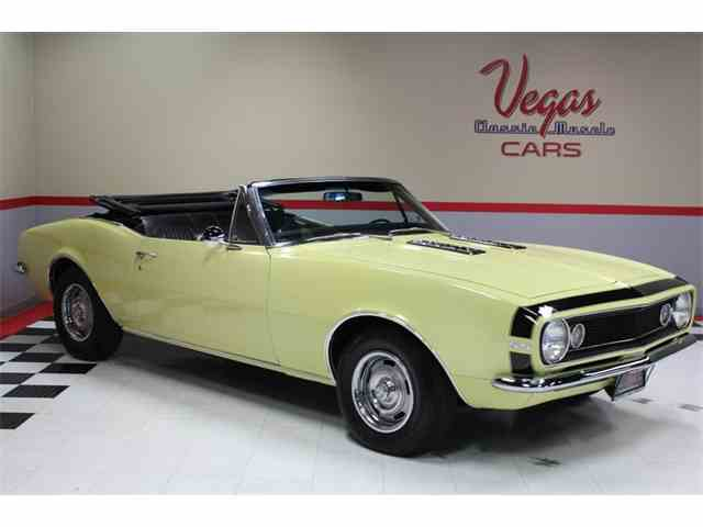 1967 Chevrolet Camaro | 1012668
