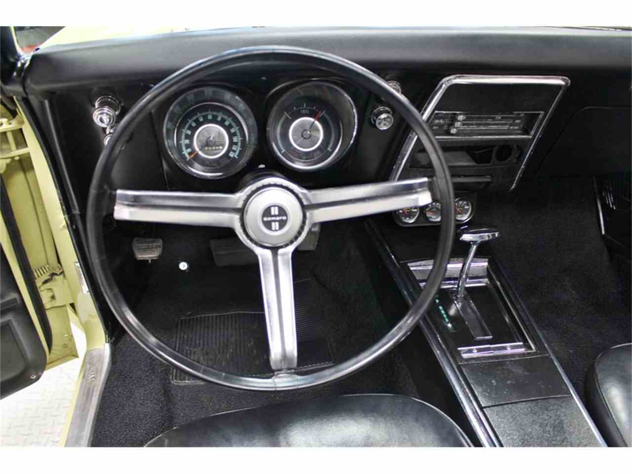 1967 Chevrolet Camaro for Sale | ClassicCars.com | CC-1012668