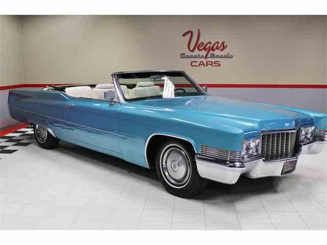 1970 Cadillac DeVille | 1012669