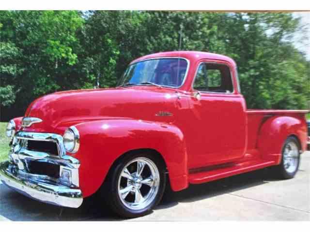 1954 Chevrolet 1/2 Ton Pickup | 1012672