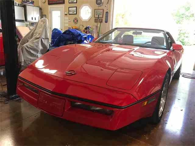 1990 Chevrolet Corvette ZR1 | 1012690