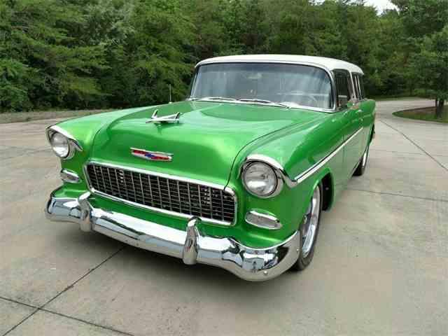 1955 Chevrolet Nomad | 1012705
