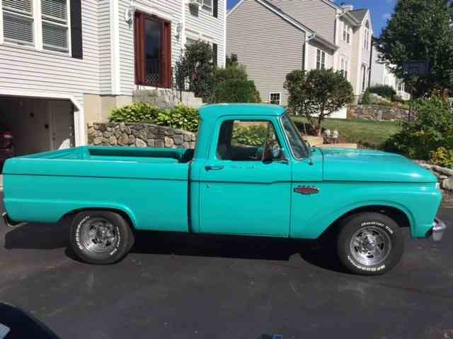 1966 Ford F100 | 1012710