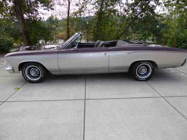 1966 Chevrolet Malibu | 1012729