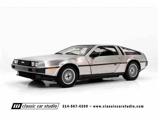 1981 DeLorean DMC-12 | 1012731
