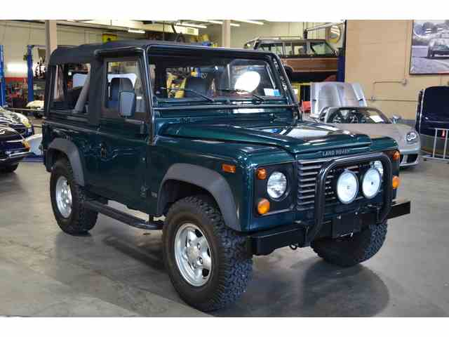 1997 Land Rover Defender | 1012734
