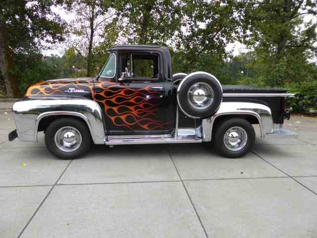 1956 Ford F100   1012742