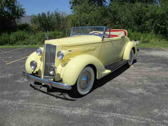 1937 Packard 115C Convertible Coupe | 1012748