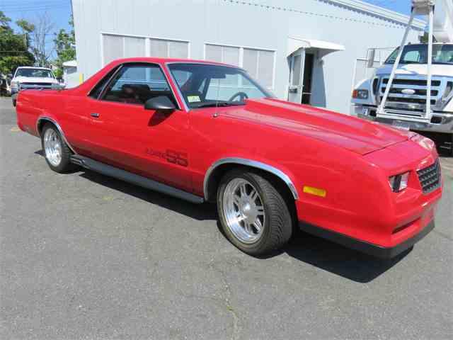 1984 Chevrolet El Camino SS | 1012752