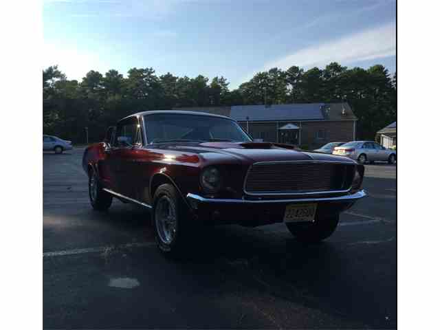 1968 Ford Mustang GT | 1012754
