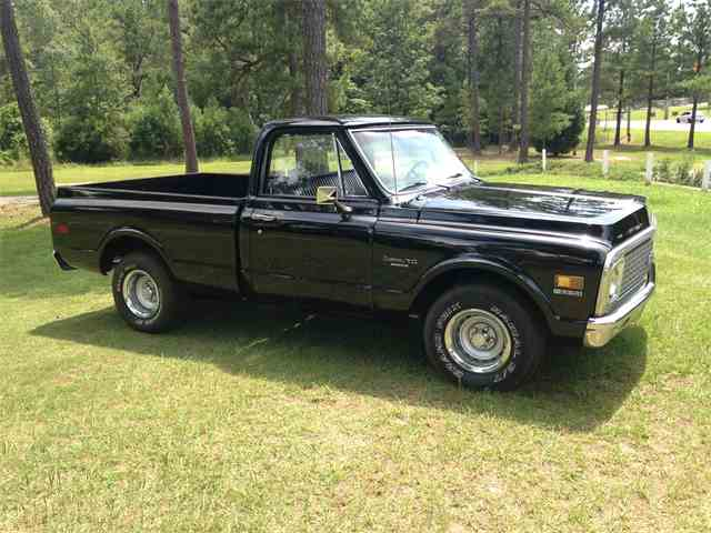 1971 Chevrolet C/K 10 | 1012761