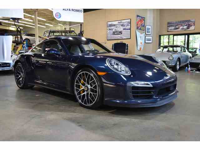2014 Porsche 911 Turbo S | 1012763