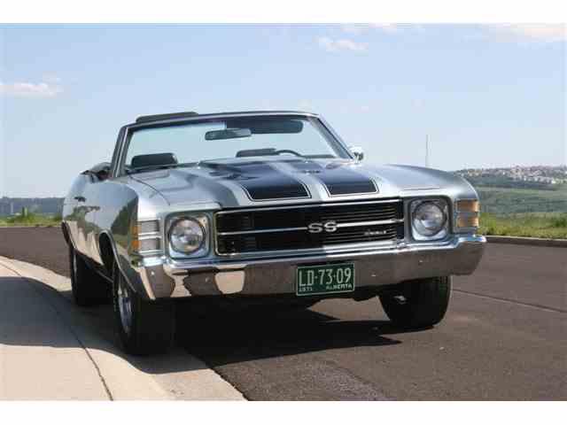 1971 Chevrolet Chevelle Malibu | 1012764