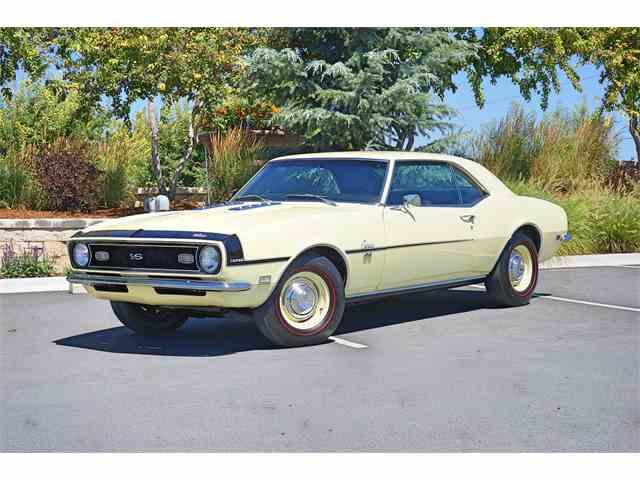 1968 Chevrolet Camaro SS | 1012765