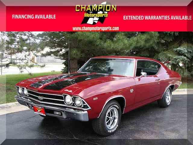 1969 Chevrolet Chevelle | 1012769