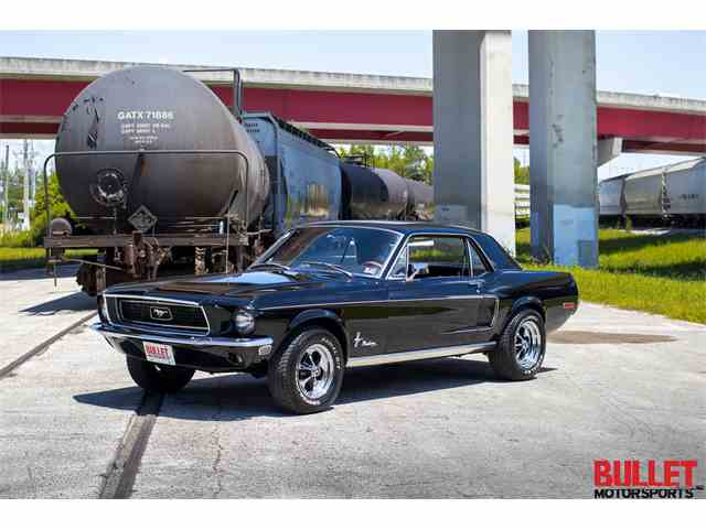 1968 Ford Mustang | 1012770