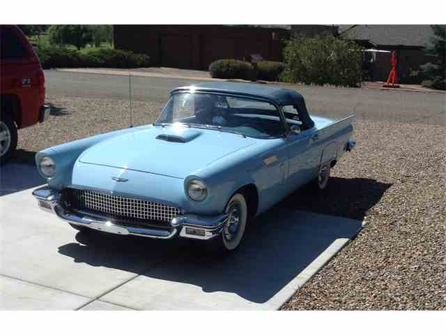 1957 Ford Thunderbird | 1012771