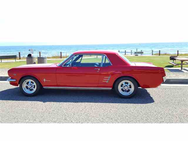 1966 Ford Mustang | 1012777