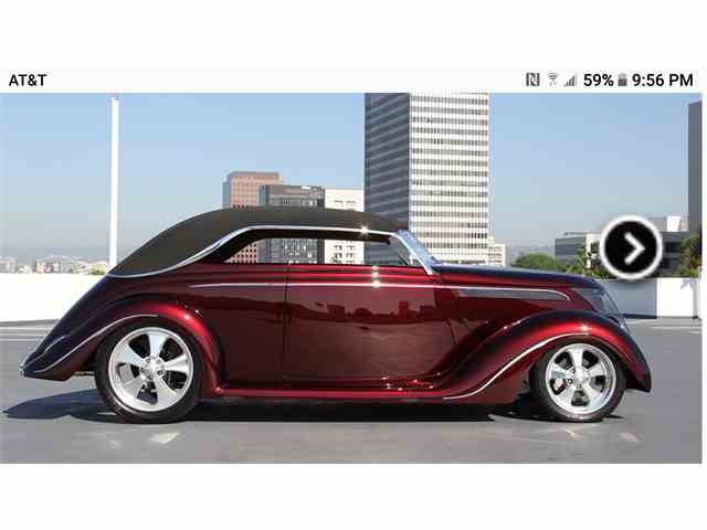 1937 Ford Cabriolet | 1012779