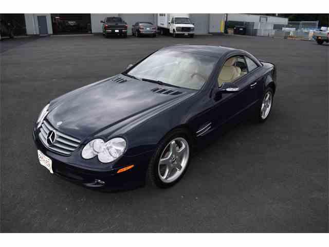 2003 Mercedes-Benz SL500 | 1012794