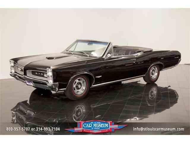 1966 Pontiac GTO | 1012803