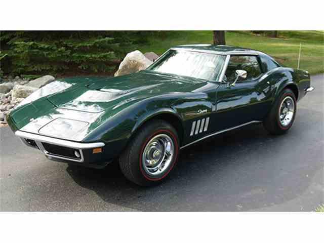 1969 Chevrolet Corvette 427/390 Stingray   1012812