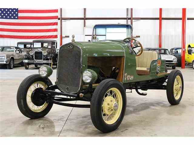 1930 Ford Model A   1012818