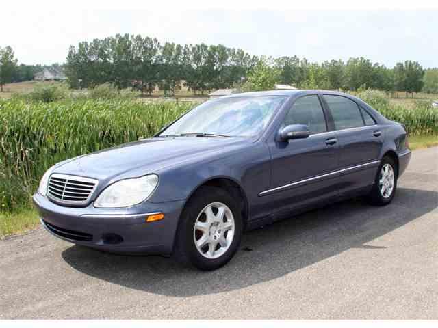 2001 Mercedes-Benz S500 | 1010282