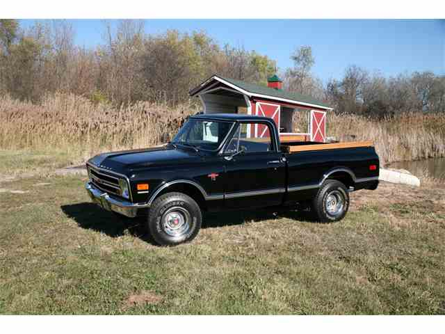 1968 Chevrolet K-10 | 1010283