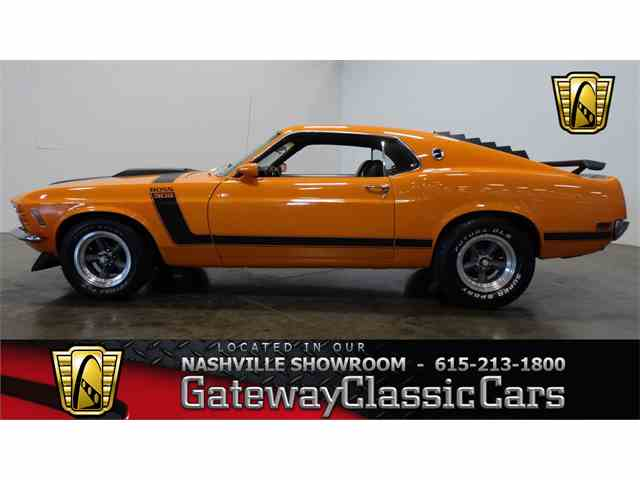 1970 Ford Mustang | 1012833