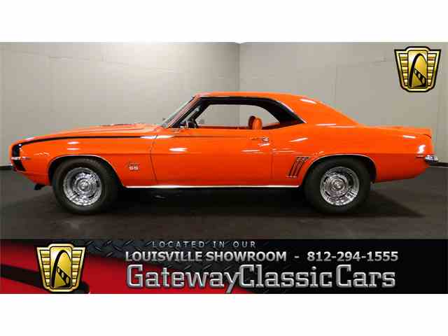 1969 Chevrolet Camaro | 1012834