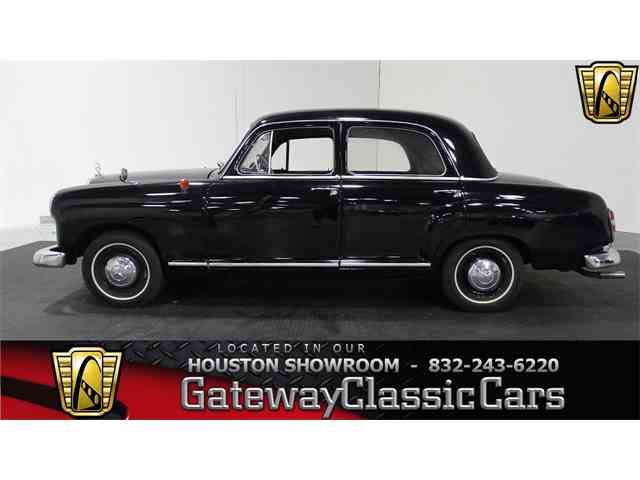 1960 Mercedes-Benz 190 | 1012835