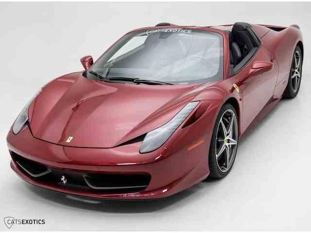 2012 Ferrari 458 | 1012837
